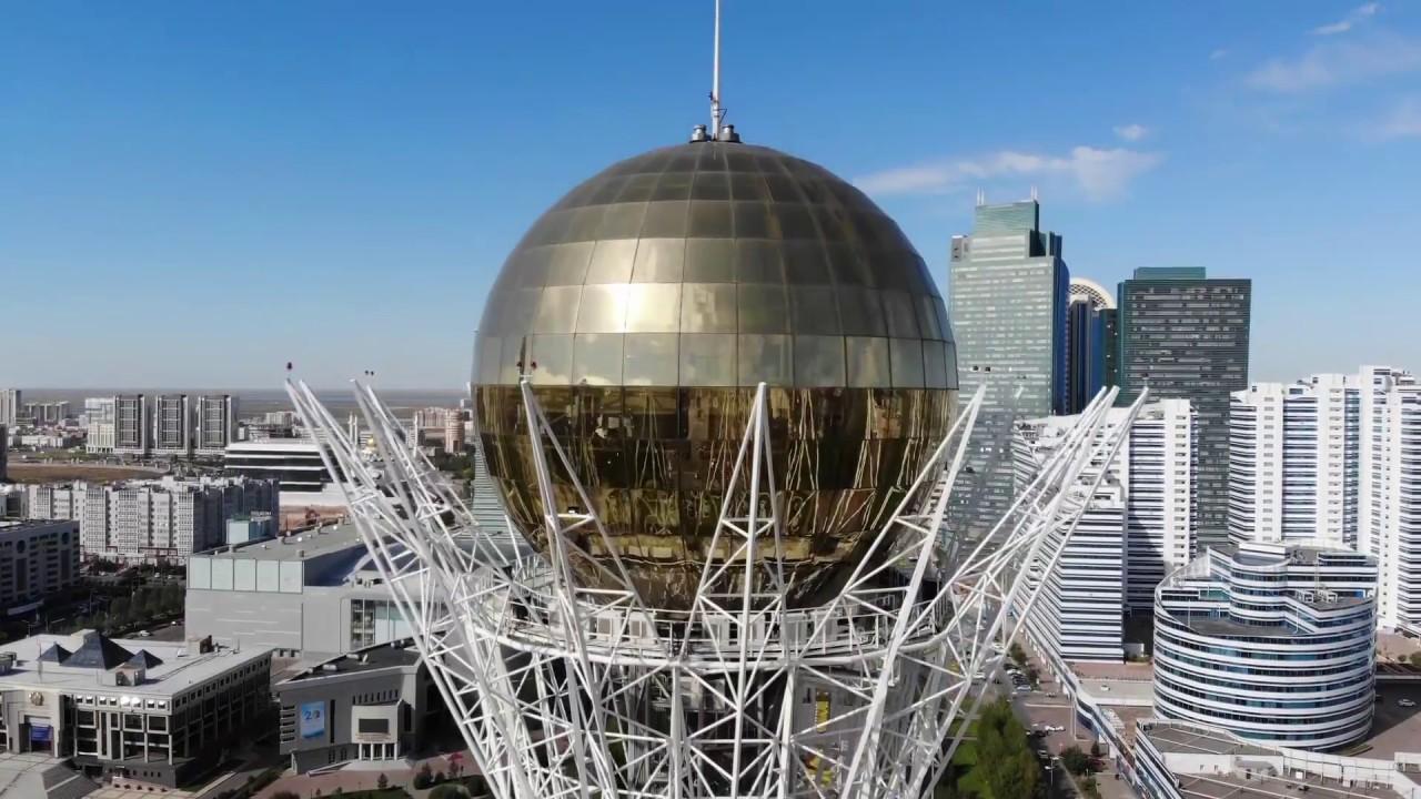 Astana Bayterek tower Kazakhstan
