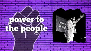 Power to the People // Pastor Dexter Upshaw Jr.