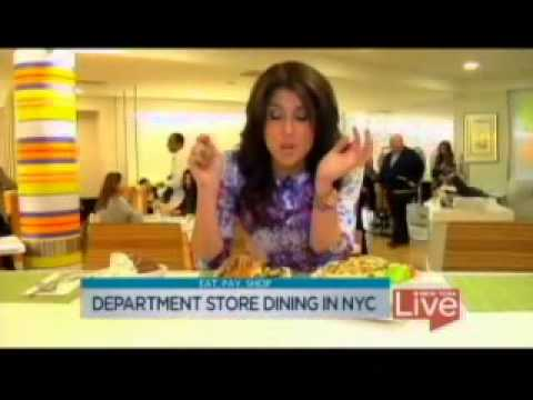 New York Live at Bloomingdale's 59th Street