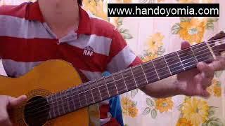 Goyang Dua Jari - Sandrina - Fingerstyle Guitar Solo - Stafaband