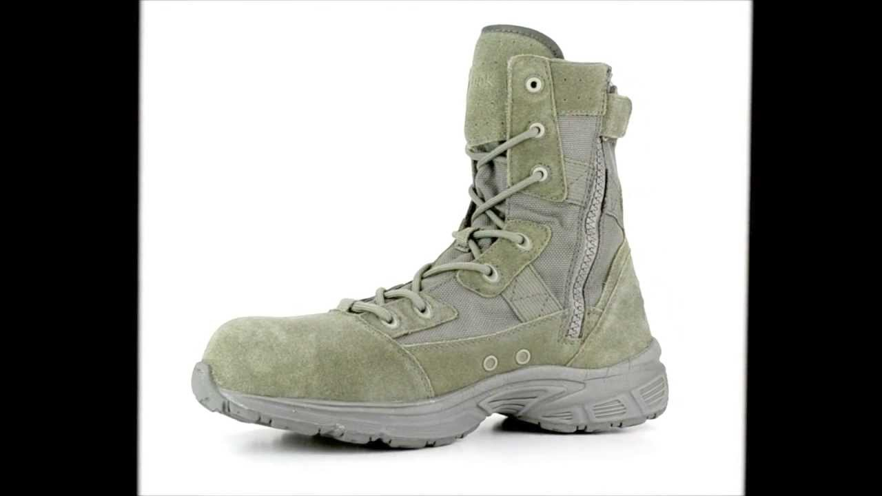 ccc89a13701d Men s Reebok RB8291 Composite Toe Metal Free Side Zipper Work Boot   Steel- Toe-Shoes.com
