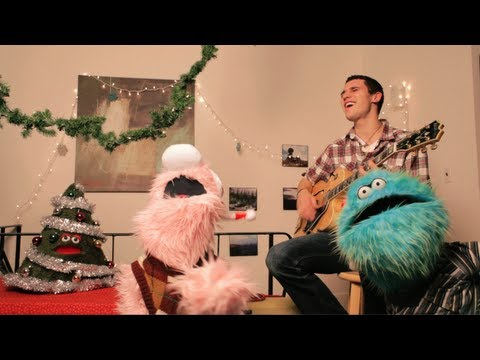 """White Christmas"" - T.S. Miller & Puppets"