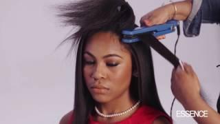 Black History Month Inspiration: ESSENCE x HairOnPurpose Mrs.Obama