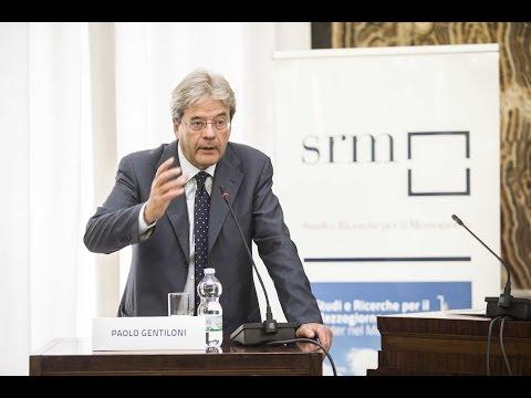 Presentazione 3° Rapporto Italian Maritime Economy