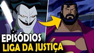 Liga da justiça serie
