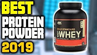 5 Best Protein Powders in 2019
