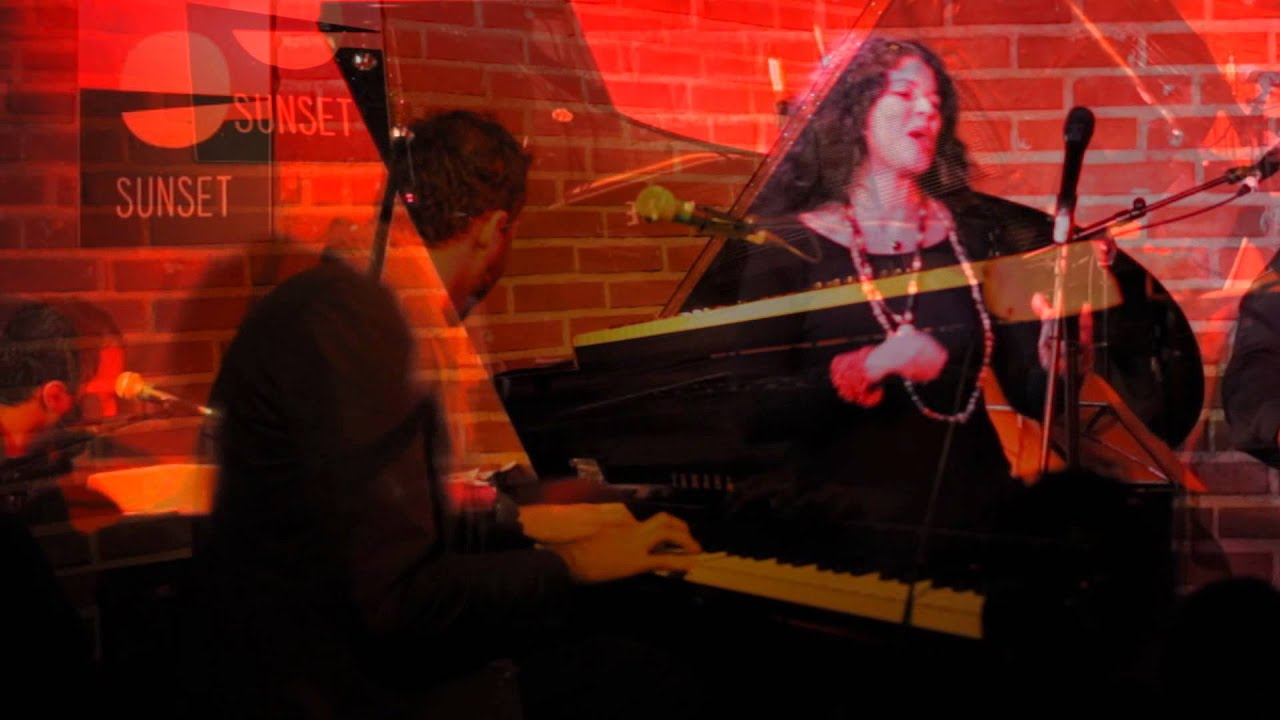 "CATIA WERNECK -  "" Incrivel "" - Live au Sunside"