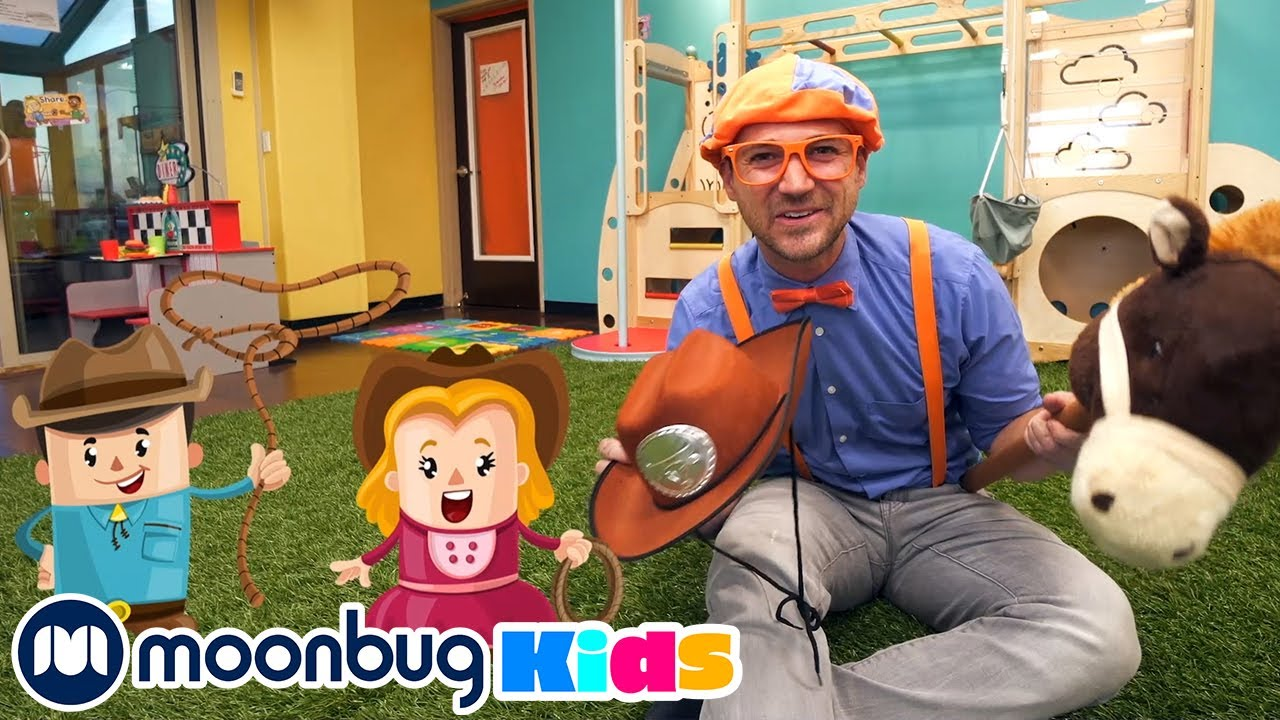 Blippi Visits Whiz Kids Playland! | Learn For Kids With Blippi | Educational Videos for Toddlers