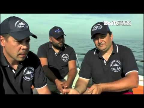 Ψάρεμα με τη Furuno Hellas Fishing Team | Περιοδικό Boat & Fishing