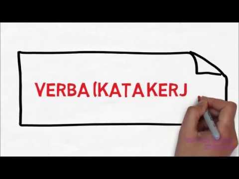 Verba Bahasa Indonesia Pengertian idani iContohi iKatai Kerja