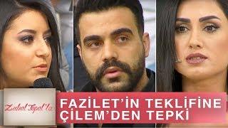 Zuhal Topal'la 213. Bölüm (HD) | Fazilet'ten Birkan'a Sürpriz Teklif!