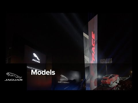 All-New Jaguar F-PACE | India Launch