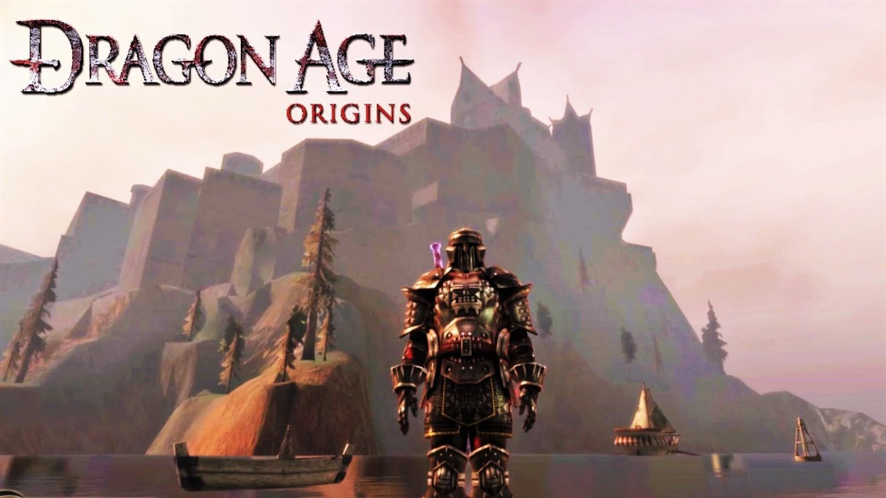 HOW BIG ARE THE MAPS in Dragon Age: Origins? Run Across the Maps