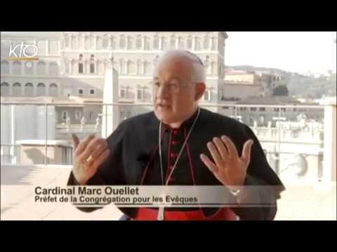 Cardinal Ouellet  Développer la communion dans l'Eglise