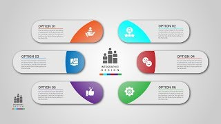 Business Timeline Infographics Design Vector Illustrator Tutorial - Free Project File Download
