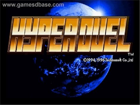 Sega Saturn Longplay [006] Hyper Duel