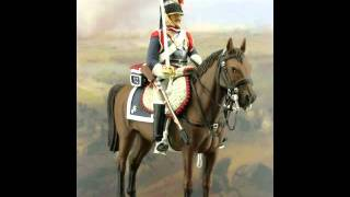 Napoleon collectible toy soldiers