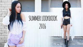 ☺ 2016 SUMMER LOOKBOOK - NICE ☺
