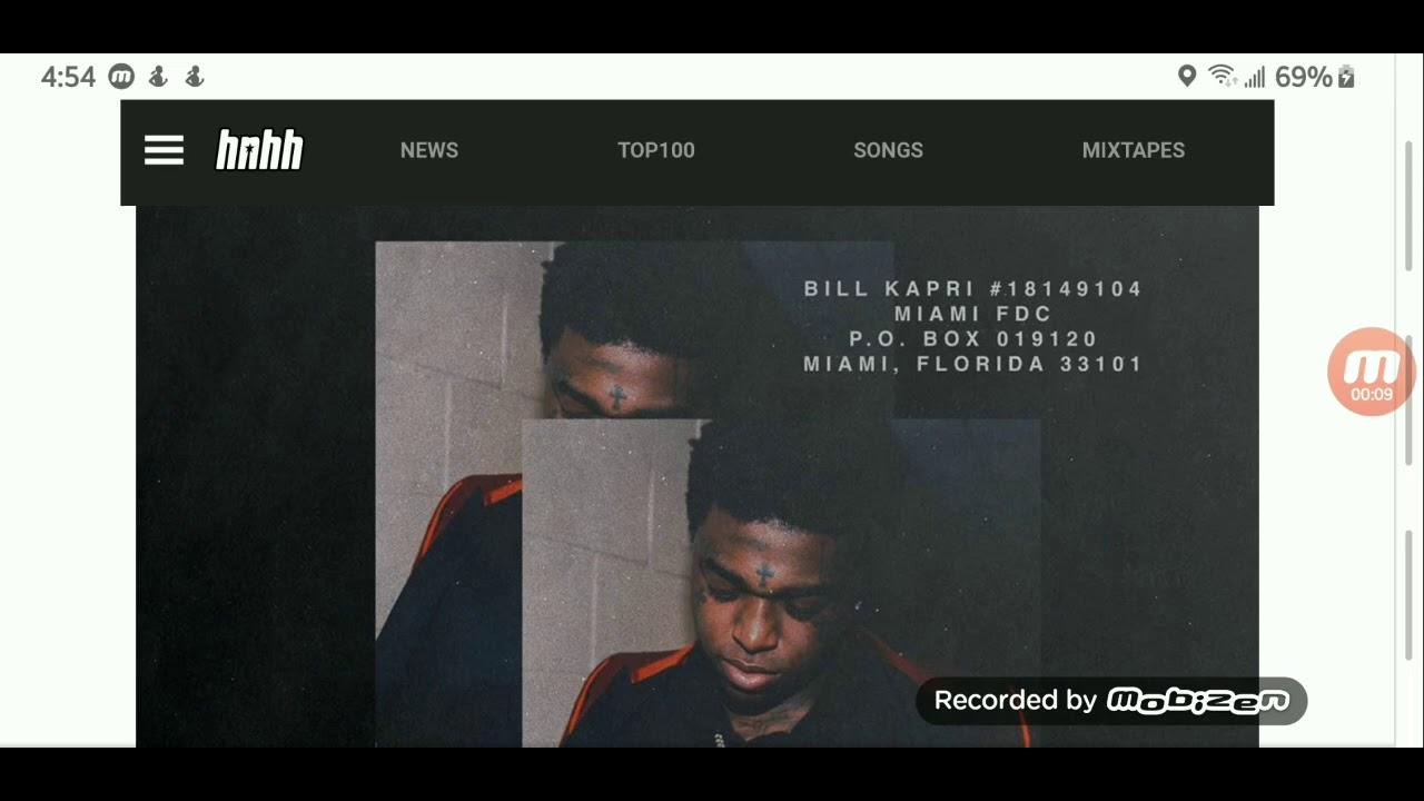 Kodak Black's Lawyers Describe Rapper's