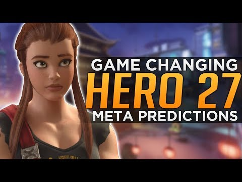 Overwatch: Hero 27 Will Change EVERYTHING! - Meta Predictions
