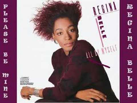Regina Belle - Please Be Mine 1987
