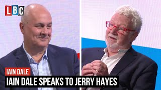 Iain Dale speaks to Jerry Hayes | Iain Dale All Talk podcast