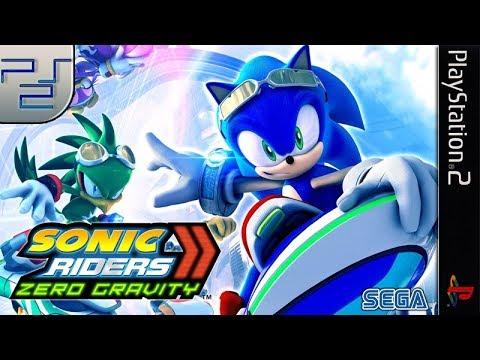 Longplay Of Sonic Riders Zero Gravity Youtube