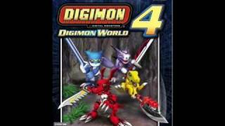 Digimon World 4 Soundtrack - Mecha Rogue X (Form 2)
