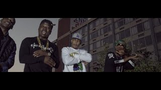 Troy Ave, T.I. , Spodee & Yung Booke - Money On My Mind (2014 Official Music Video)