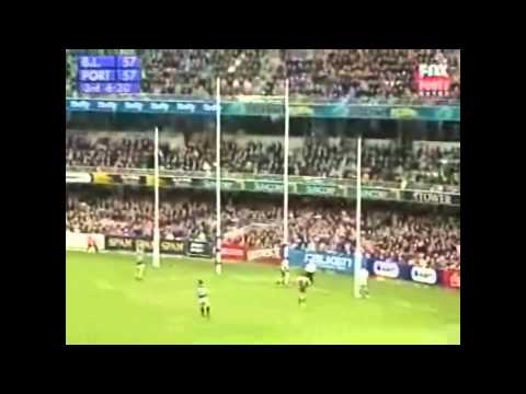 AFL 2003 Round 17 Port Adelaide Vs Brisbane