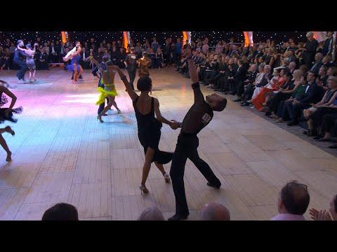 Final Professional Latin - Freedom to Dance 2019 DSI TV