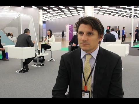 Alexander Goulandris, CEO, essDOCS talks about paperless trade and digitization at Sibos 2016