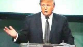 Donald Trump: Thought on Entrepreneurs