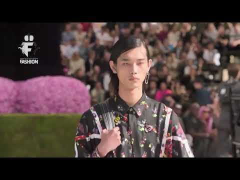 Dior Homme Spring Summer 2019