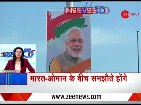 Headlines: PM Narendra Modi warmly welcomed in UAE