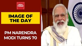 PM Narendra Modi Turns 70 Today | Image Of The Day