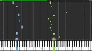 How to play the Pingu Theme on piano