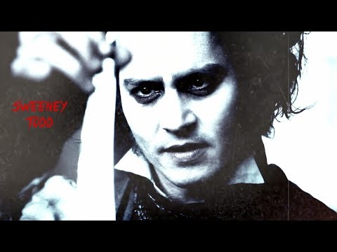 » sweeney todd {tribute} | paint it black.