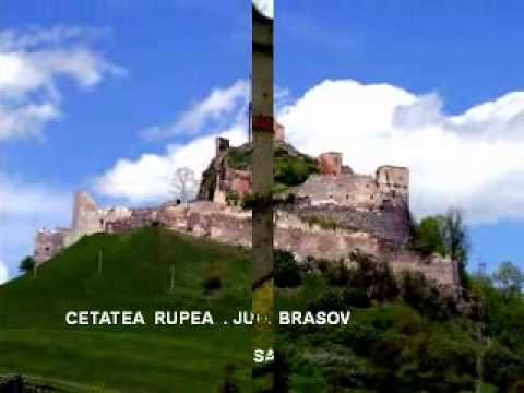 CASTLES  &  FORTRESSES  OF  ROMANIA