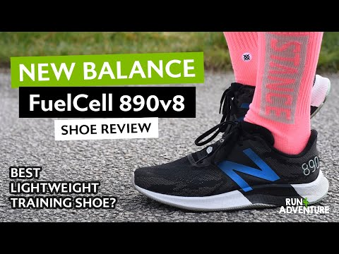 NEW BALANCE FuelCell 890v8 Shoe Review | Run4Adventure - YouTube