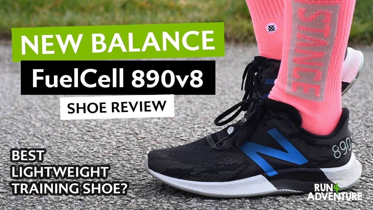 NEW BALANCE FuelCell 890v8 Shoe Review | Run4Adventure