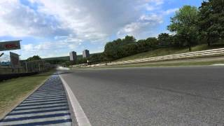 Live For Speed - Hot Drift - Blackwood