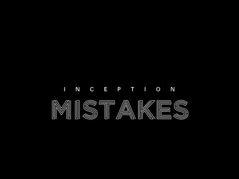 15 Movie mistakes - Inception (E2)