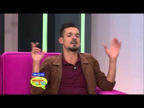 Juan Camilo Pérez interpreta a El Propio en Lady, la vendedora de rosas