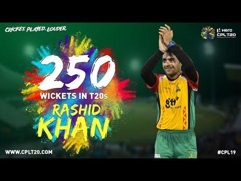 Rashid Khan Wickets!!!