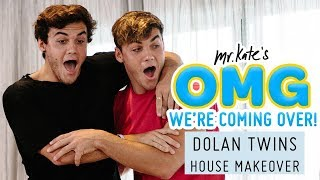 Dolan Twins House Makeover! | OMG We