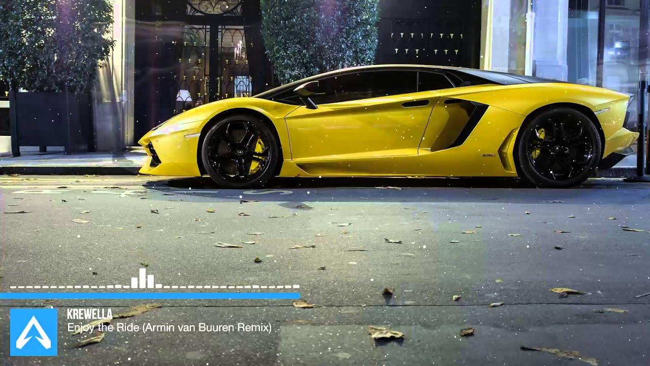 Krewella - Enjoy the Ride (Armin van Buuren Remix) - HQ + Lyrics