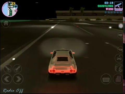 Sports Car Comparison In Gta Vice City YouTube - Sports car comparison