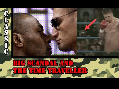 ESCAPE FROM THE RING ! Mike Tyson vs Andrew Golota 2000-10-20 FULL FIGHT big scandal , video