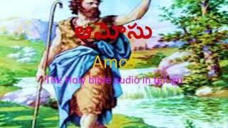 Amos (ఆమోసు)_ The Holy Bible audio in telugu.wmv